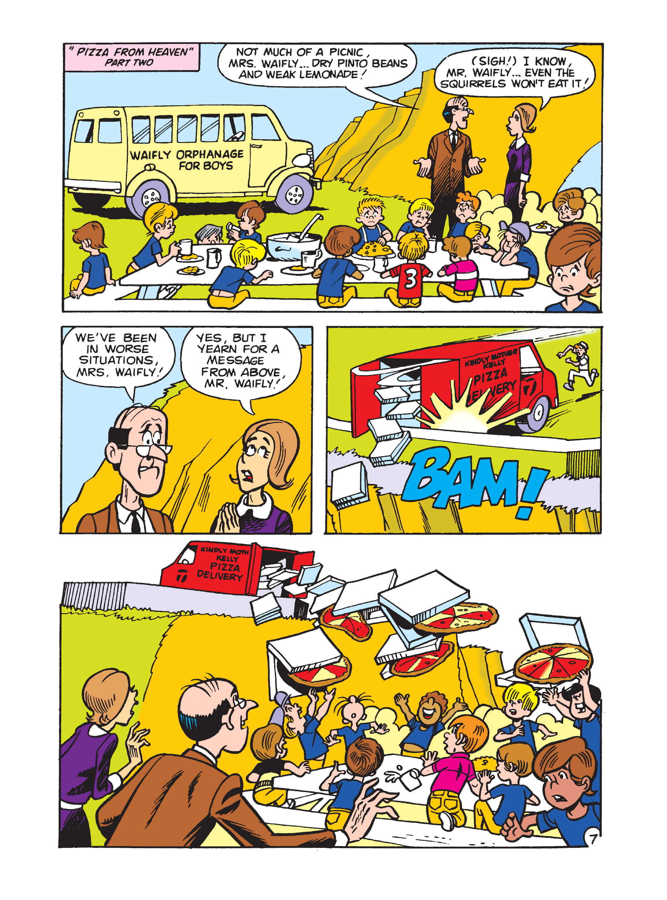 Read online Archie 75th Anniversary Digest comic -  Issue #1 - 81