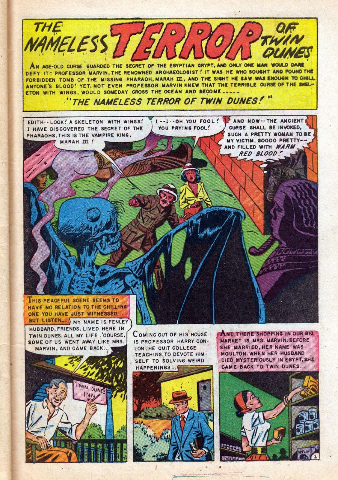 Dark Mysteries issue 1 - Page 27