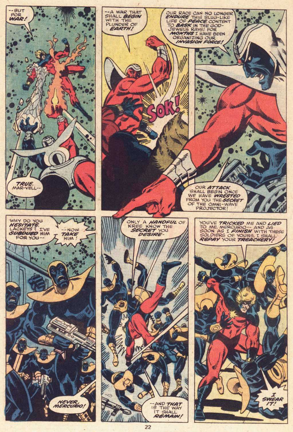 Captain Marvel (1968) issue 51 - Page 14