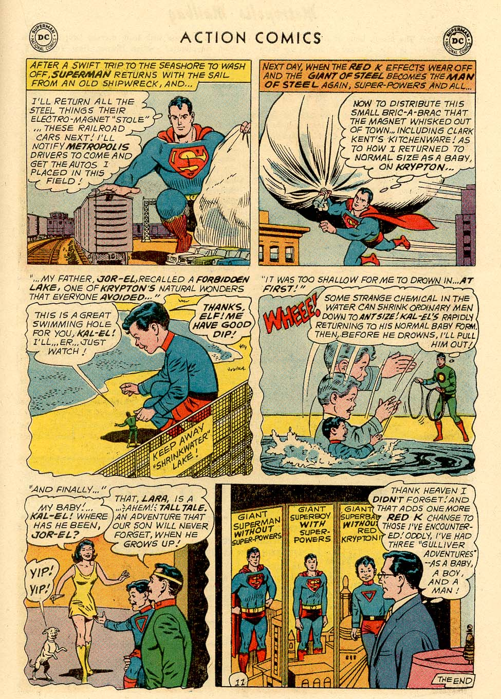 Read online Action Comics (1938) comic -  Issue #325 - 15