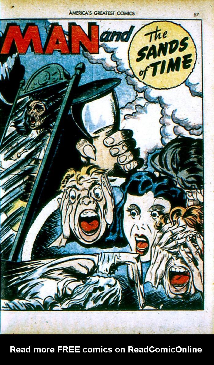 Read online America's Greatest Comics comic -  Issue #4 - 58