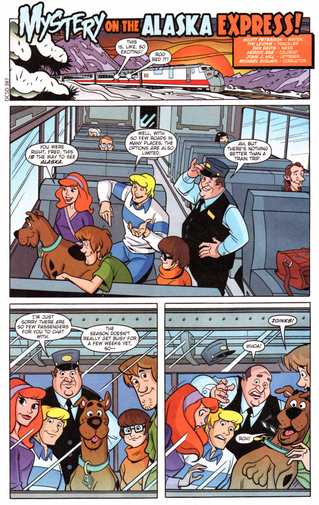 Read online Scooby-Doo (1997) comic -  Issue #116 - 15