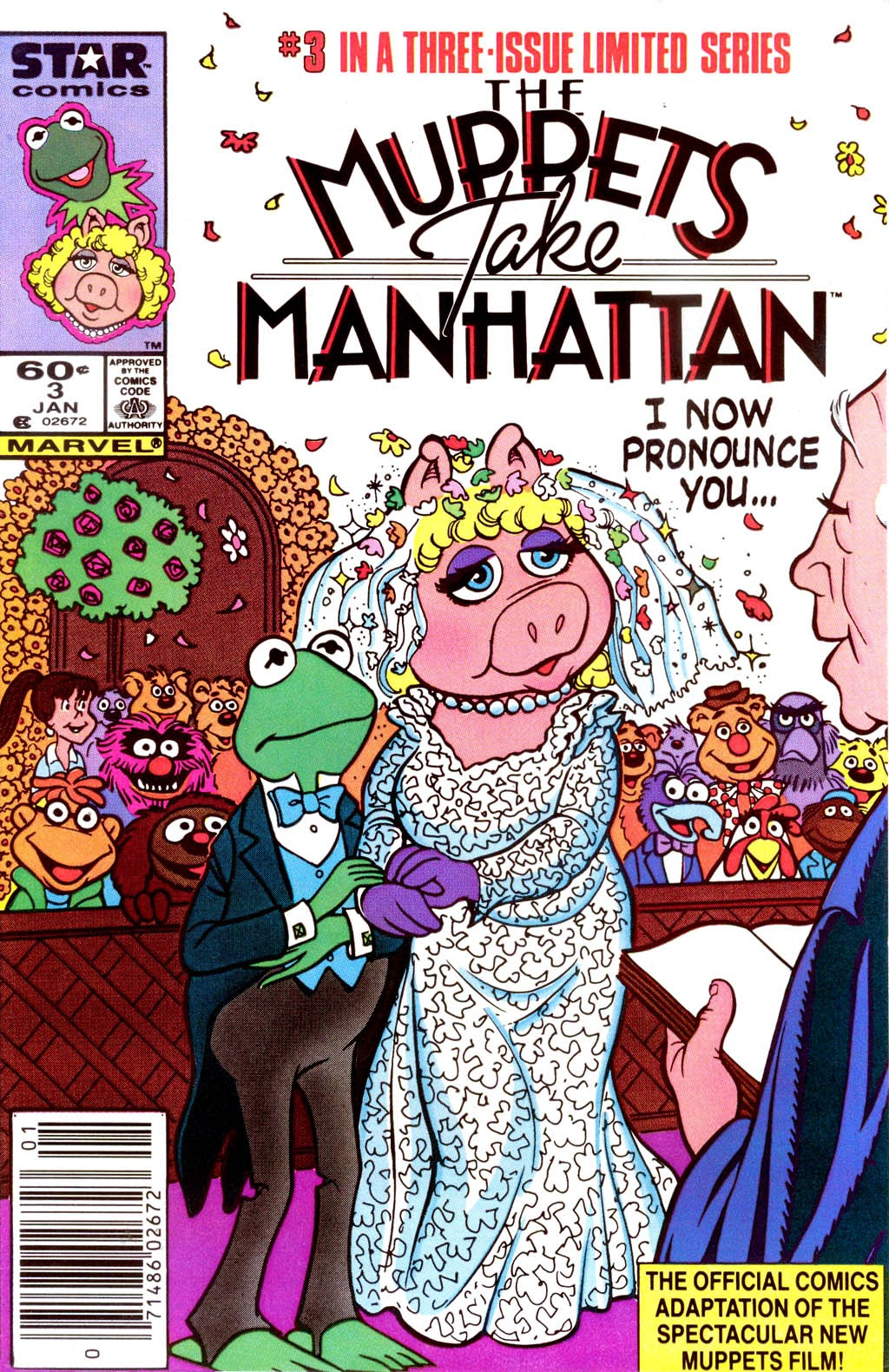 The Muppets Take Manhattan 3 Page 1