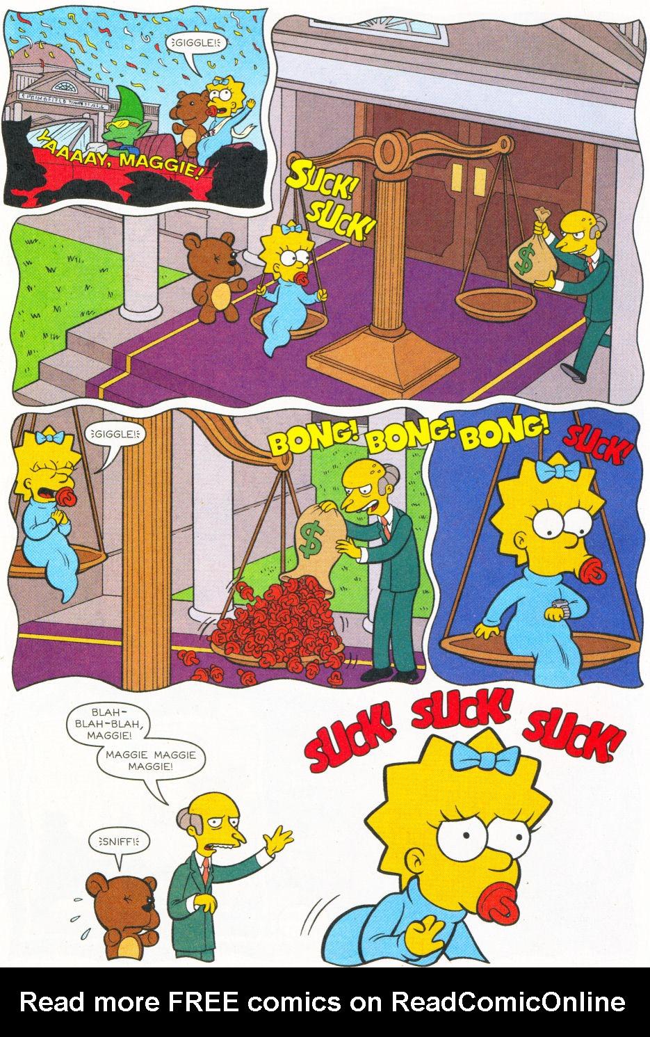 Read online Simpsons Comics Presents Bart Simpson comic -  Issue #26 - 20
