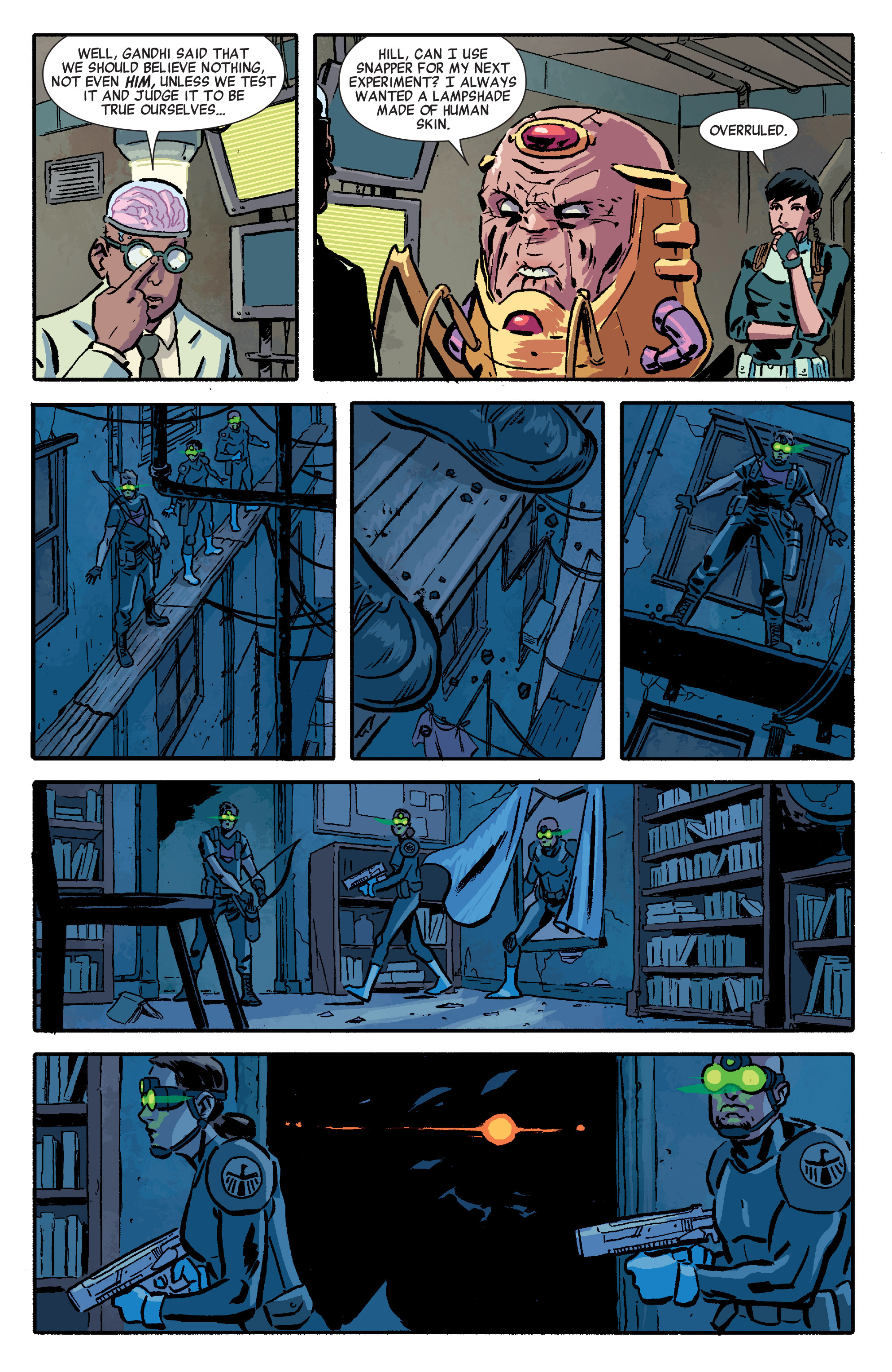 Read online Secret Avengers (2014) comic -  Issue #4 - 9