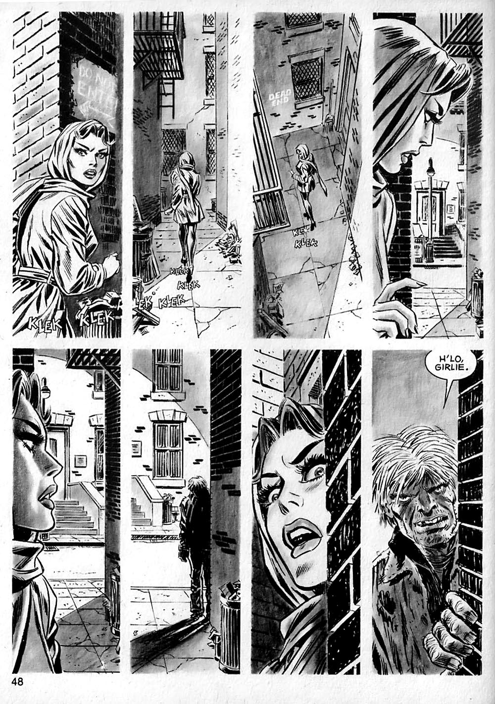 Vampire Tales issue 2 - Page 49
