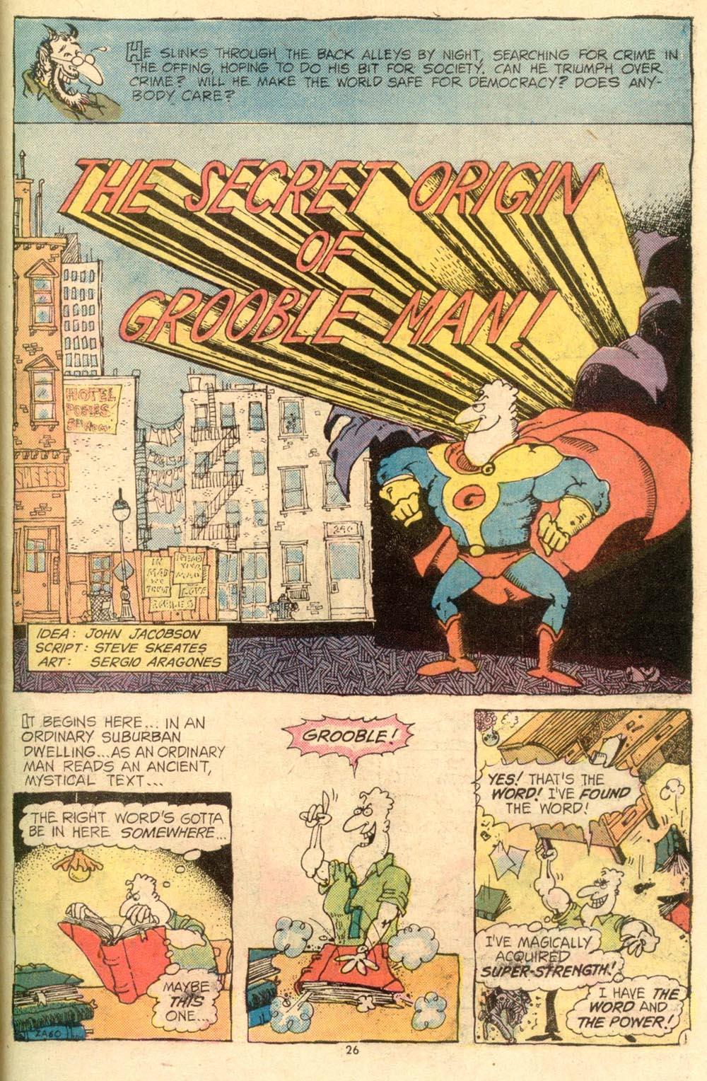 Read online Plop! comic -  Issue #10 - 27