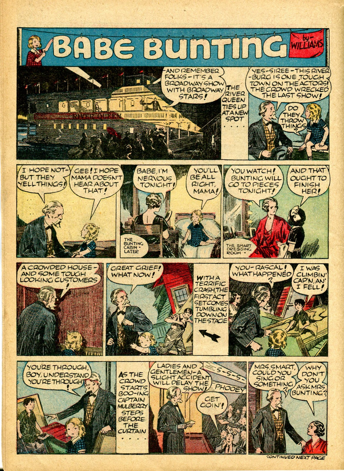 Read online Famous Funnies comic -  Issue #54 - 54