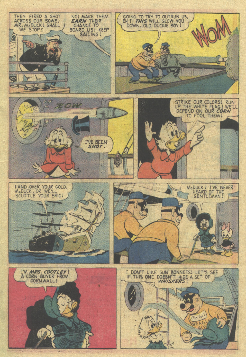 Read online Uncle Scrooge (1953) comic -  Issue #137 - 17