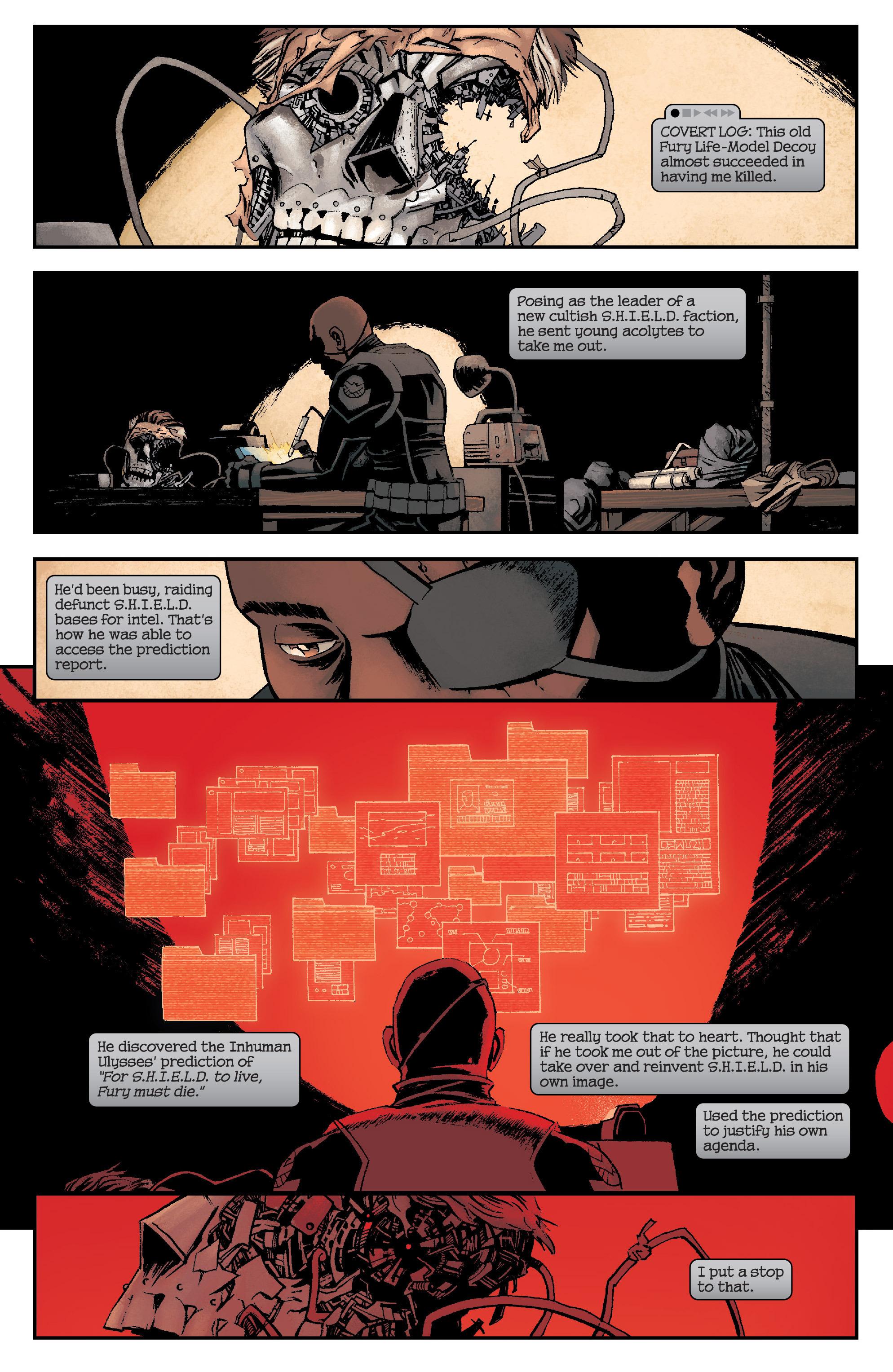 Read online Civil War II: Choosing Sides comic -  Issue #6 - 19