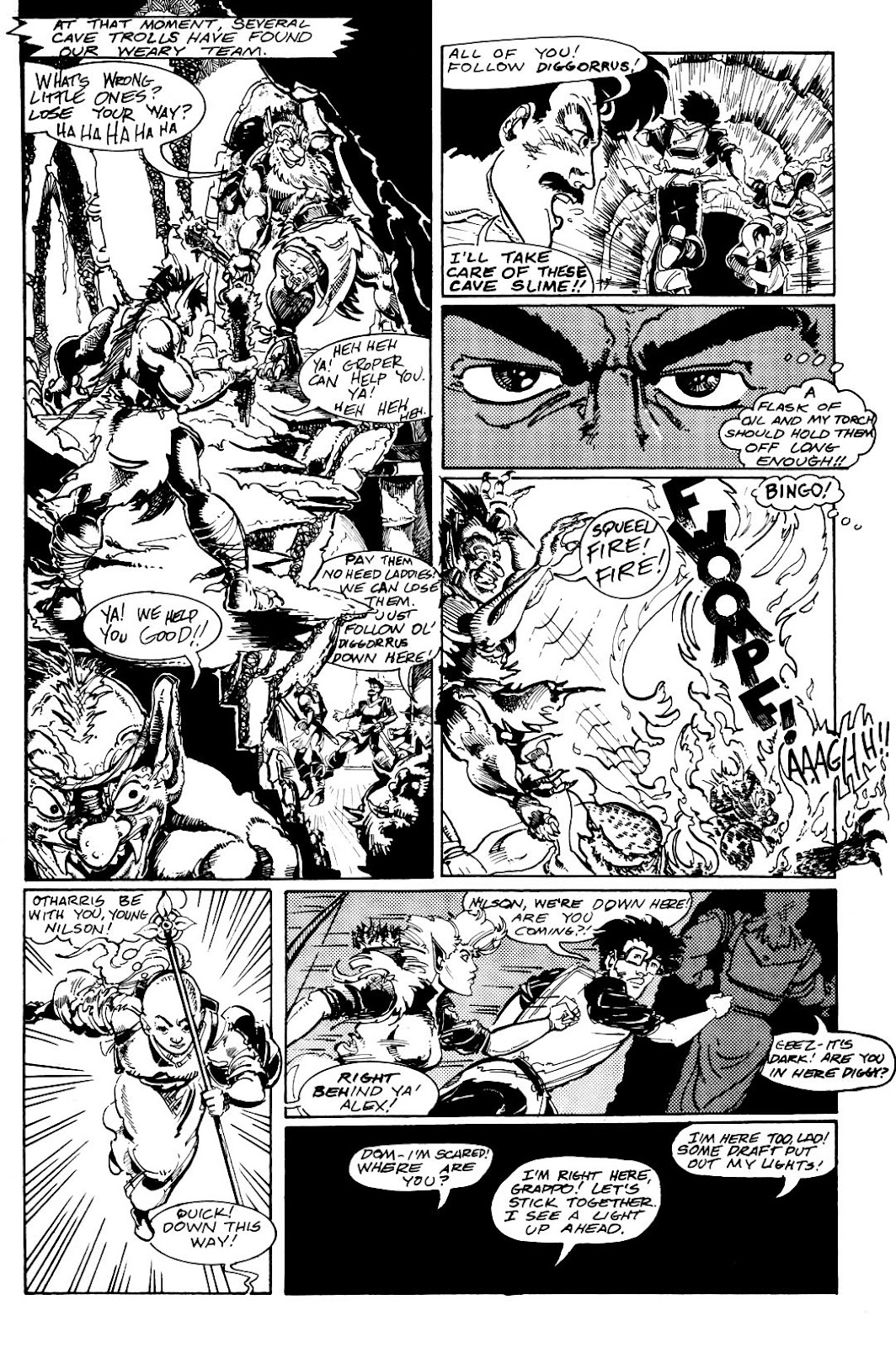The Realm (1986) issue 17 - Page 29