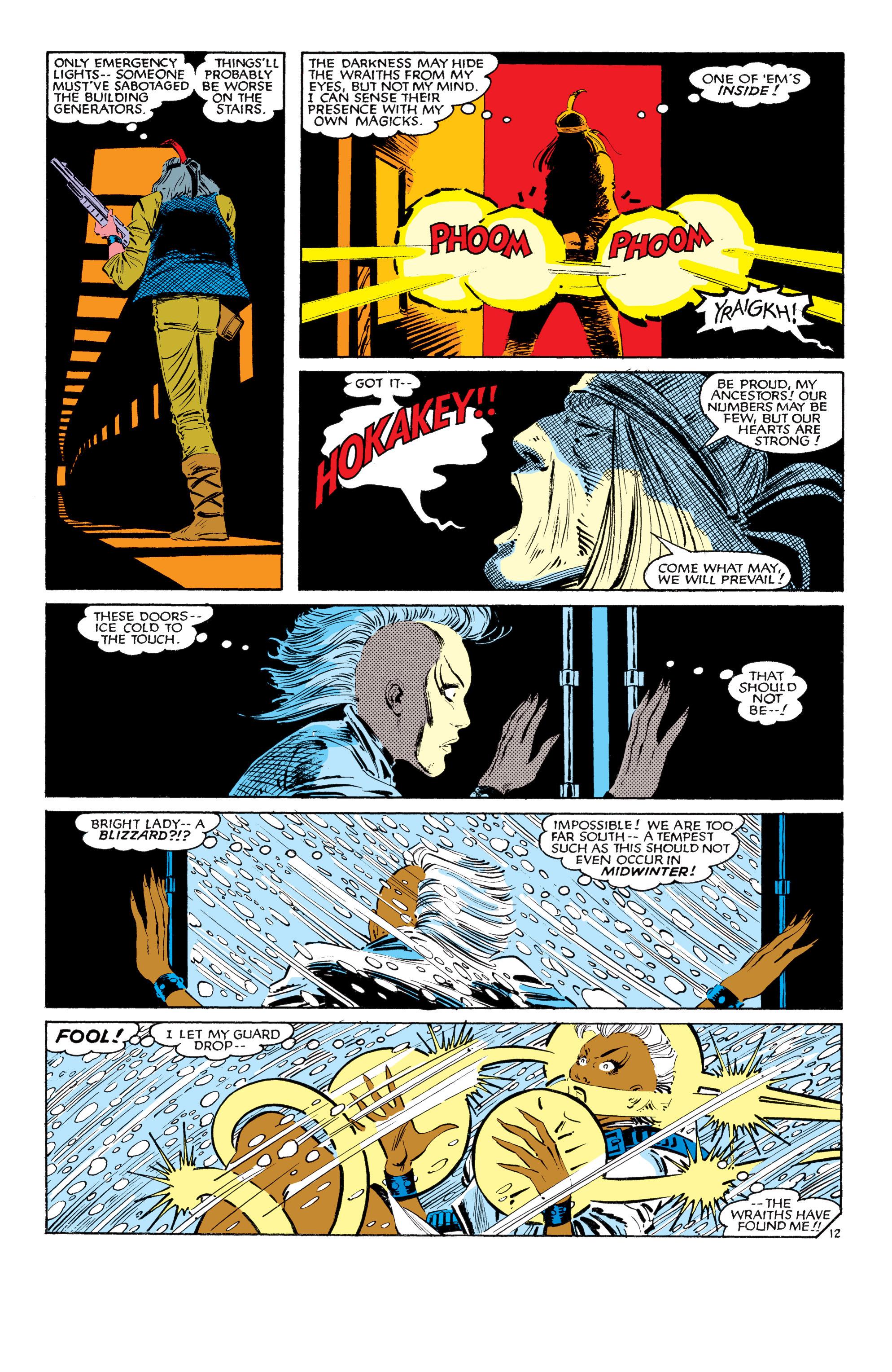 Read online Uncanny X-Men (1963) comic -  Issue #187 - 13