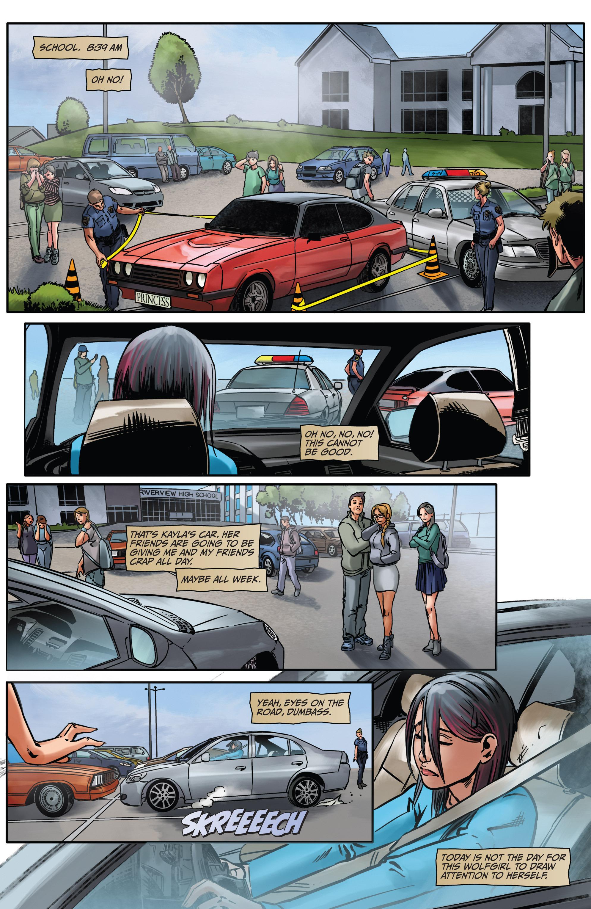 Read online Mercy Thompson comic -  Issue #4 - 16