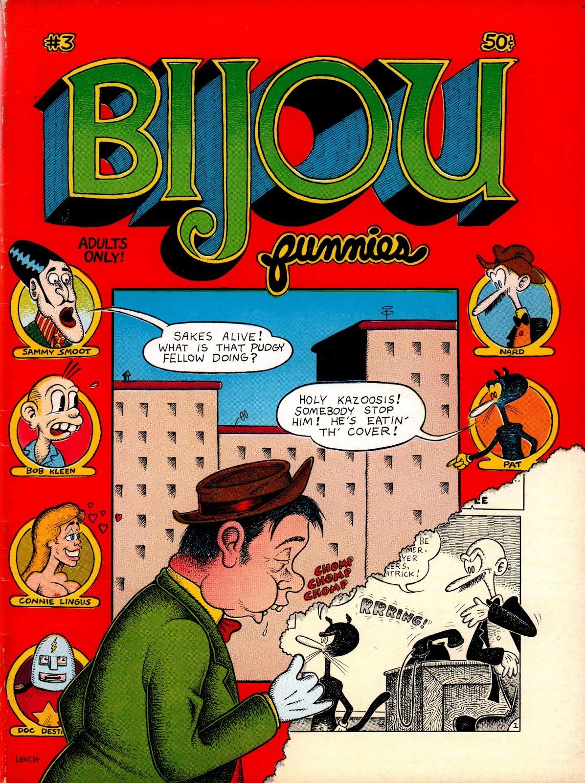 Bijou Funnies issue 3 - Page 1