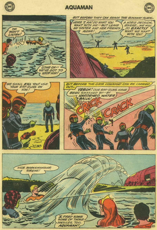 Read online Aquaman (1962) comic -  Issue #16 - 28