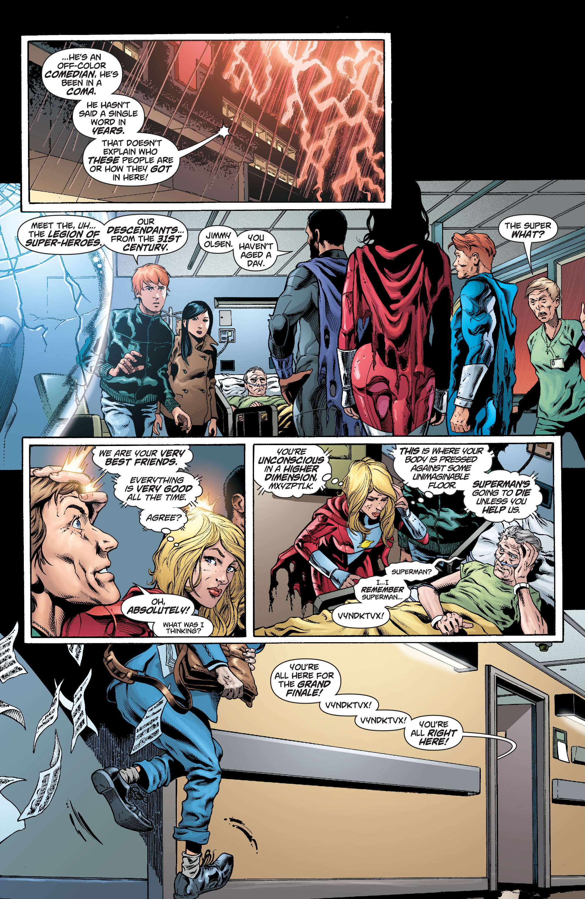 Read online Action Comics (2011) comic -  Issue #18 - 11