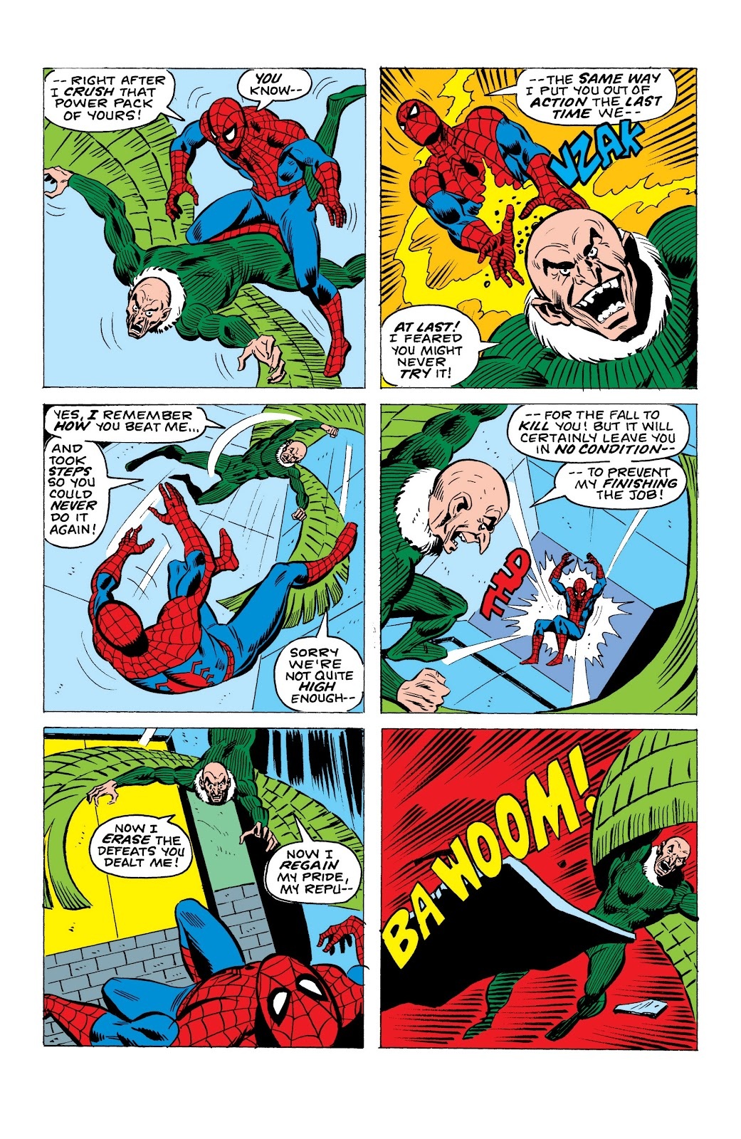 Read online Marvel Masterworks: The Spectacular Spider-Man comic -  Issue # TPB (Part 1) - 78