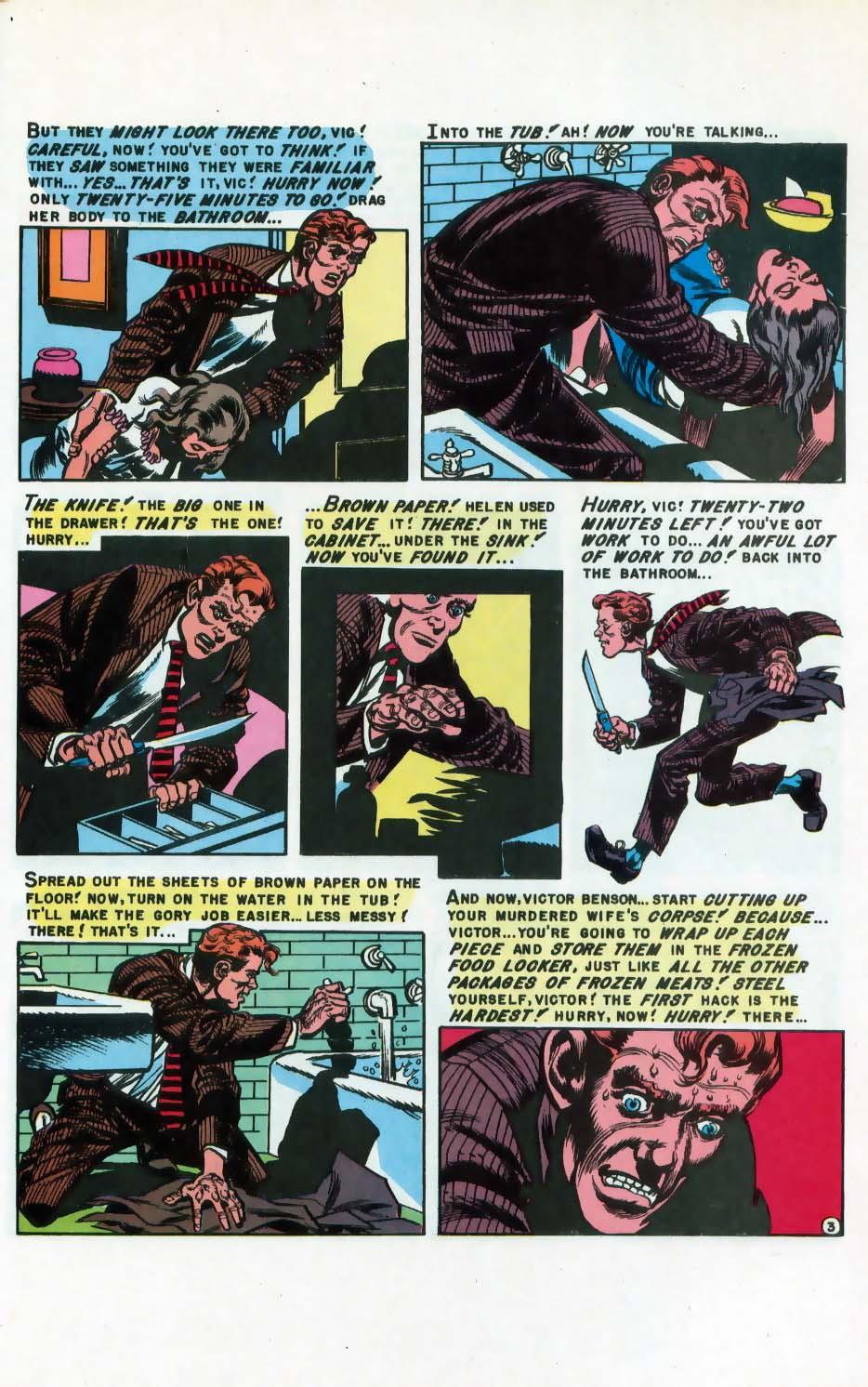Read online Shock SuspenStories comic -  Issue #5 - 25