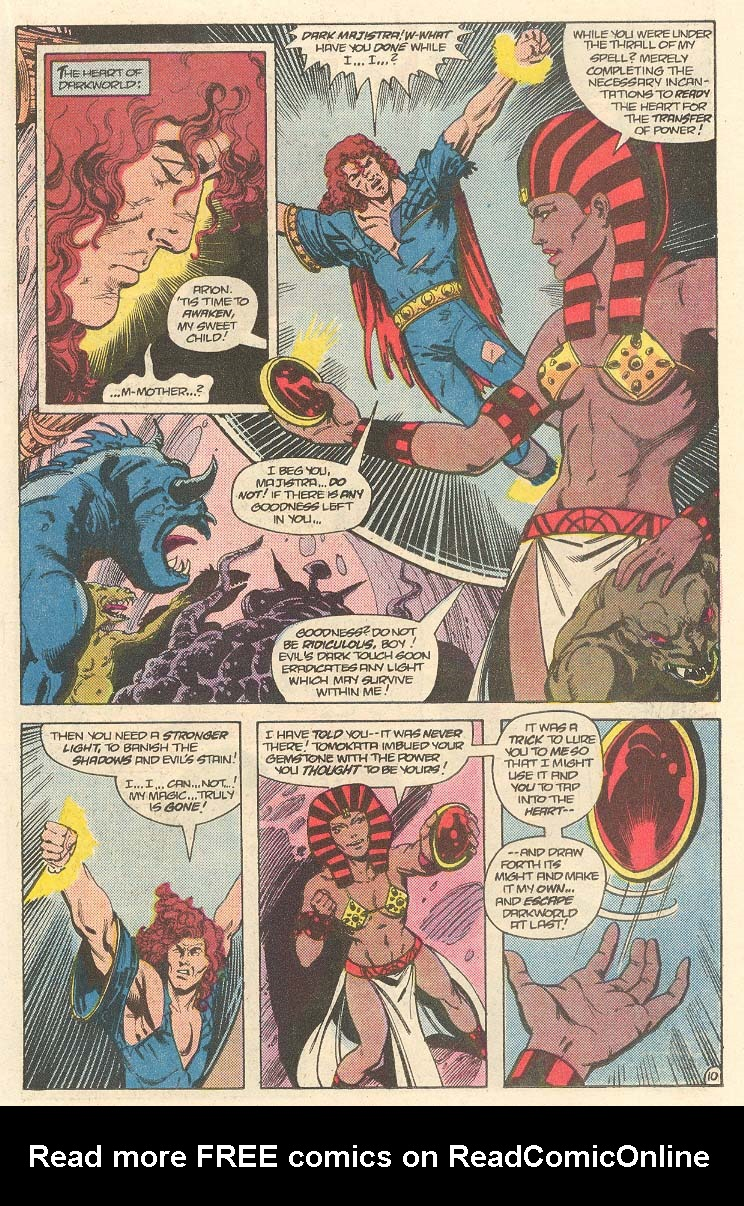 Read online Arion, Lord of Atlantis comic -  Issue #33 - 11