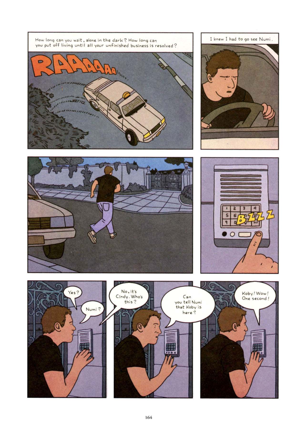 Read online Exit Wounds comic -  Issue # TPB - 163