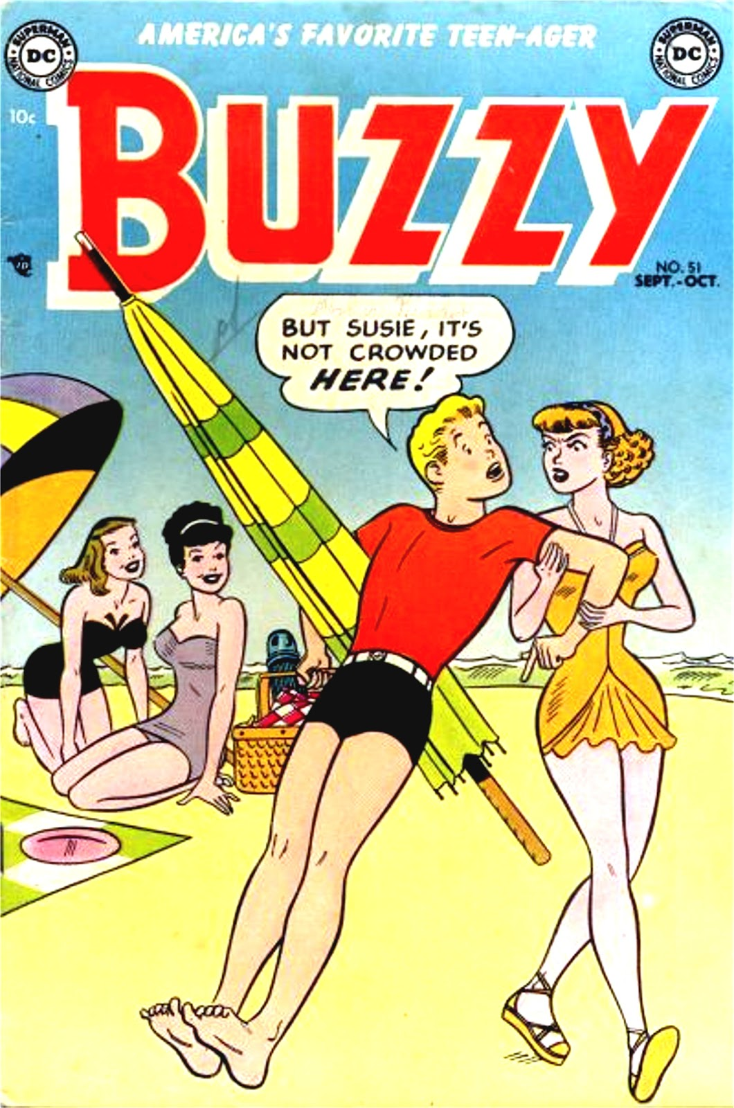 Buzzy issue 51 - Page 1