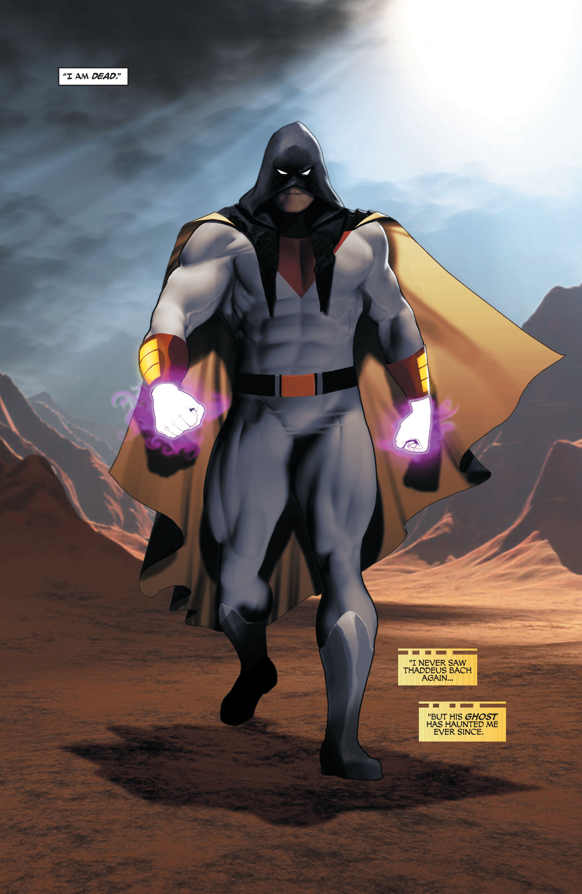 Read online Space Ghost (2016) comic -  Issue # Full - 48