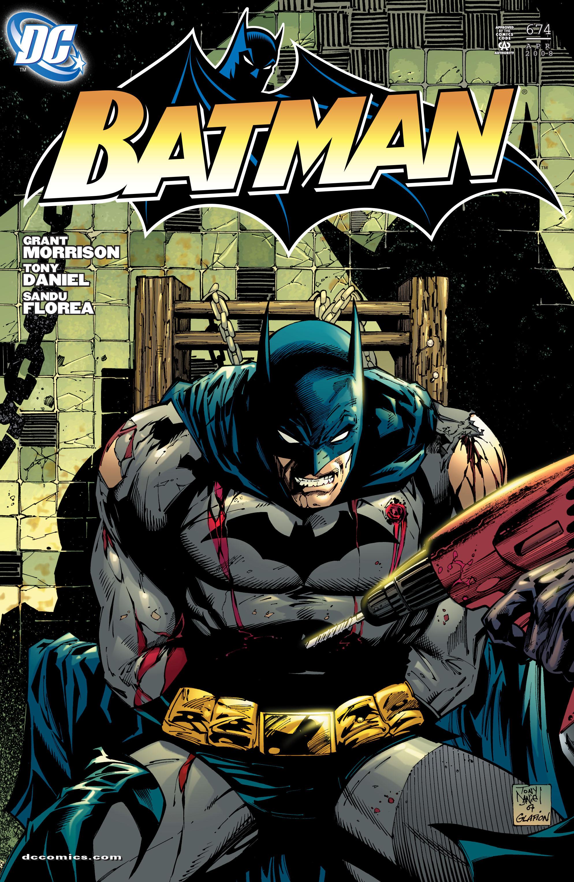 Batman (1940) 674 Page 1