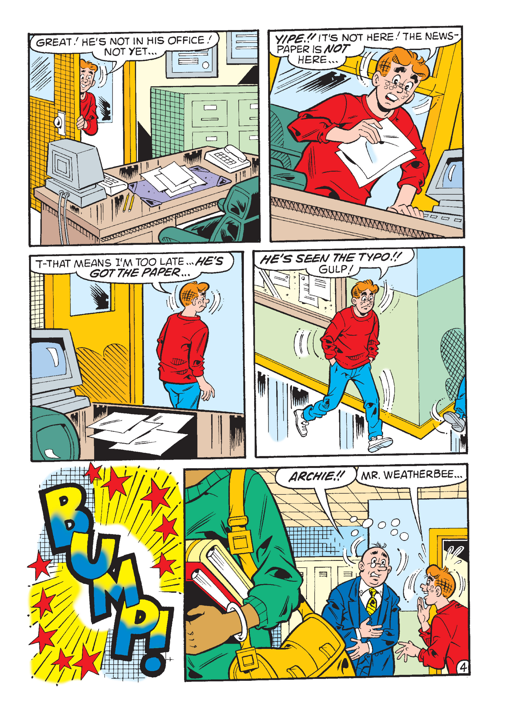 Read online Archie 1000 Page Comics Blowout! comic -  Issue # TPB (Part 2) - 119