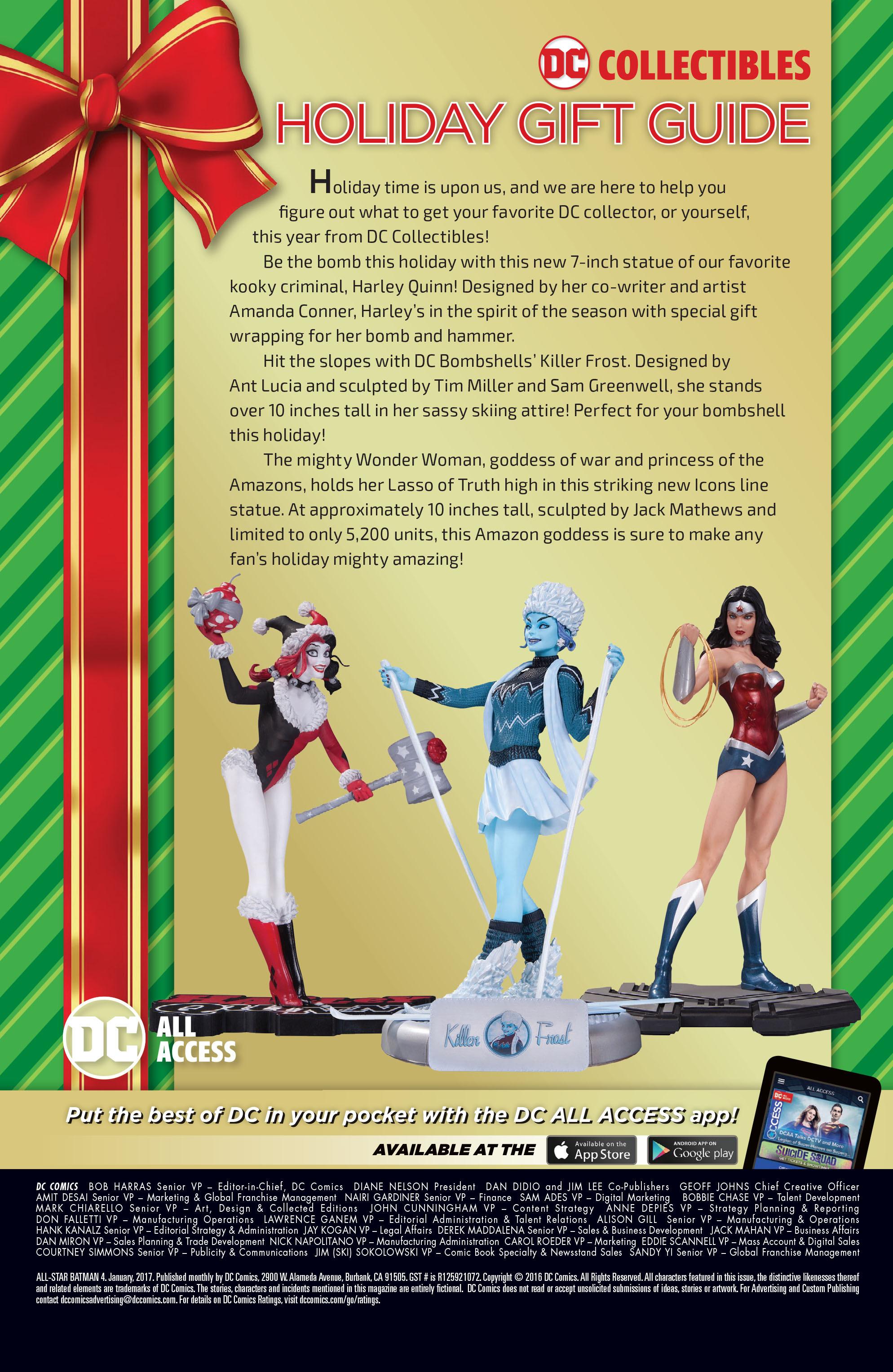 Read online All-Star Batman comic -  Issue #4 - 39