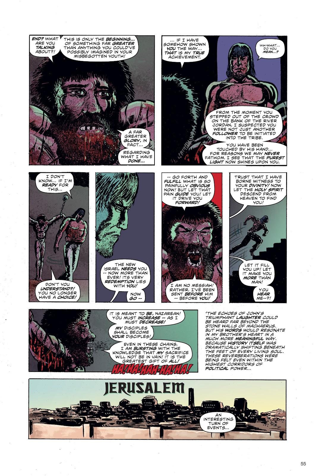 Read online Jesusfreak comic -  Issue # Full - 50
