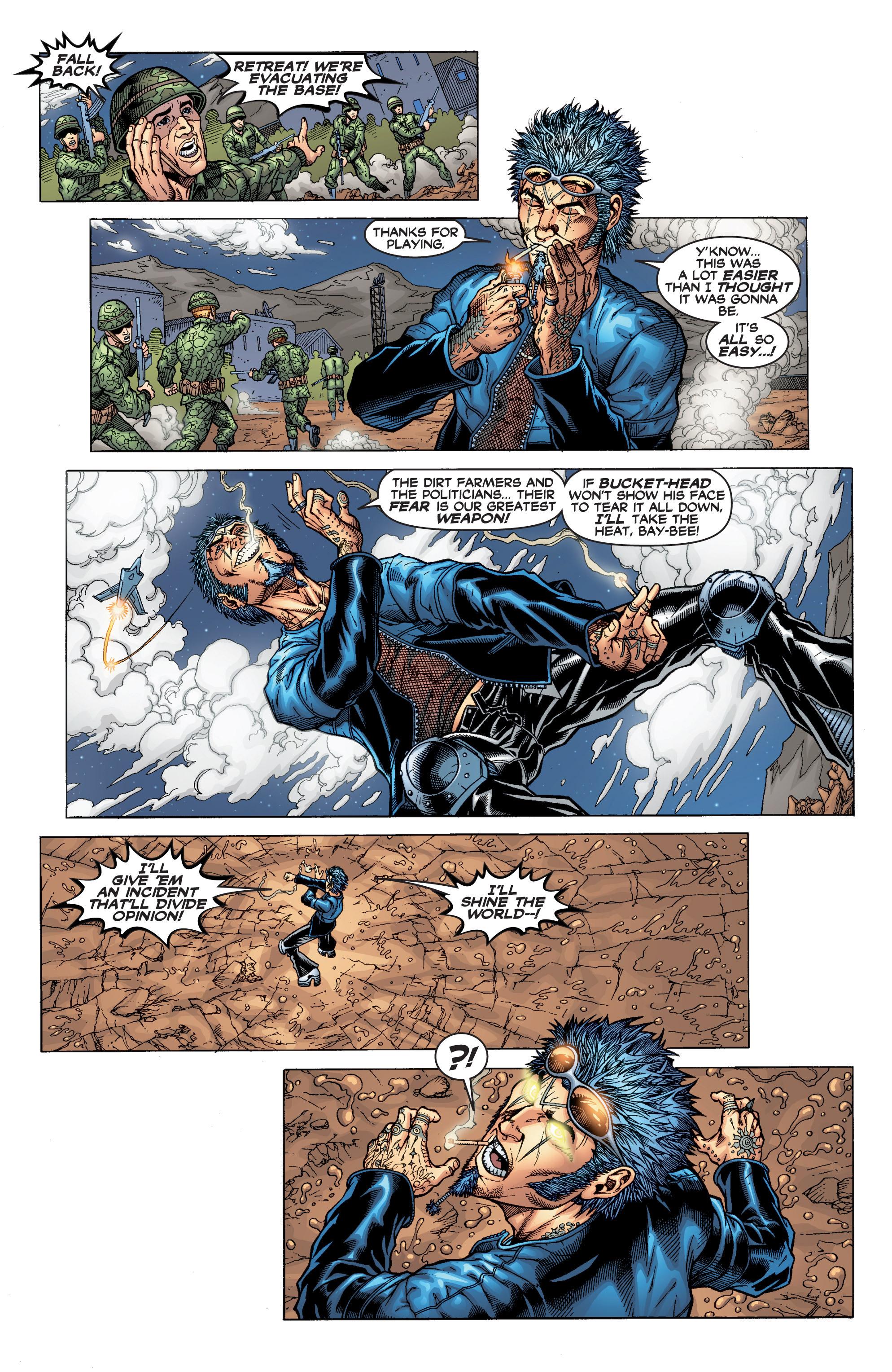 Read online Uncanny X-Men (1963) comic -  Issue #394 - 10