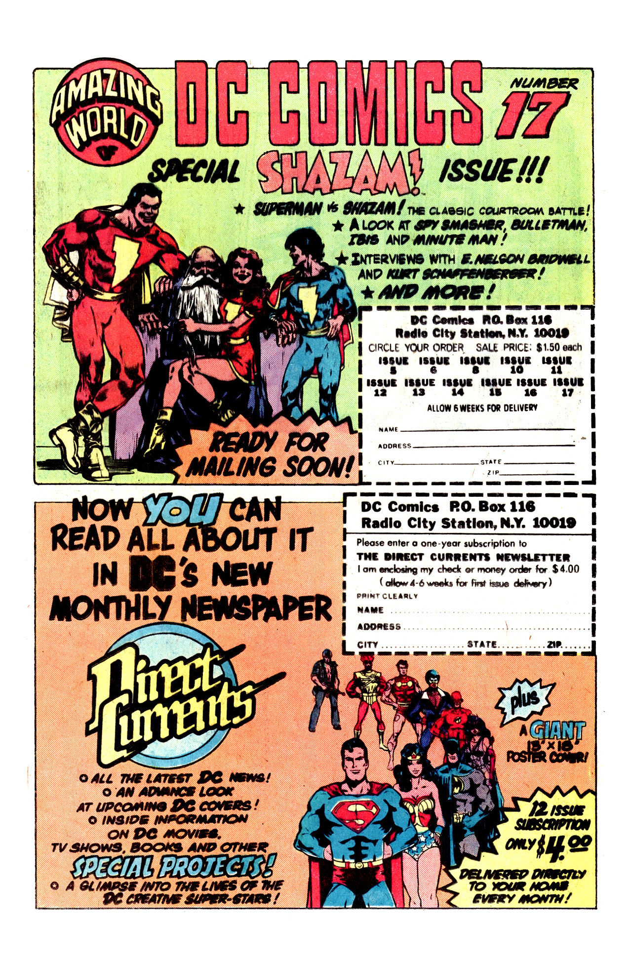 Read online Secret Society of Super-Villains comic -  Issue #15 - 20