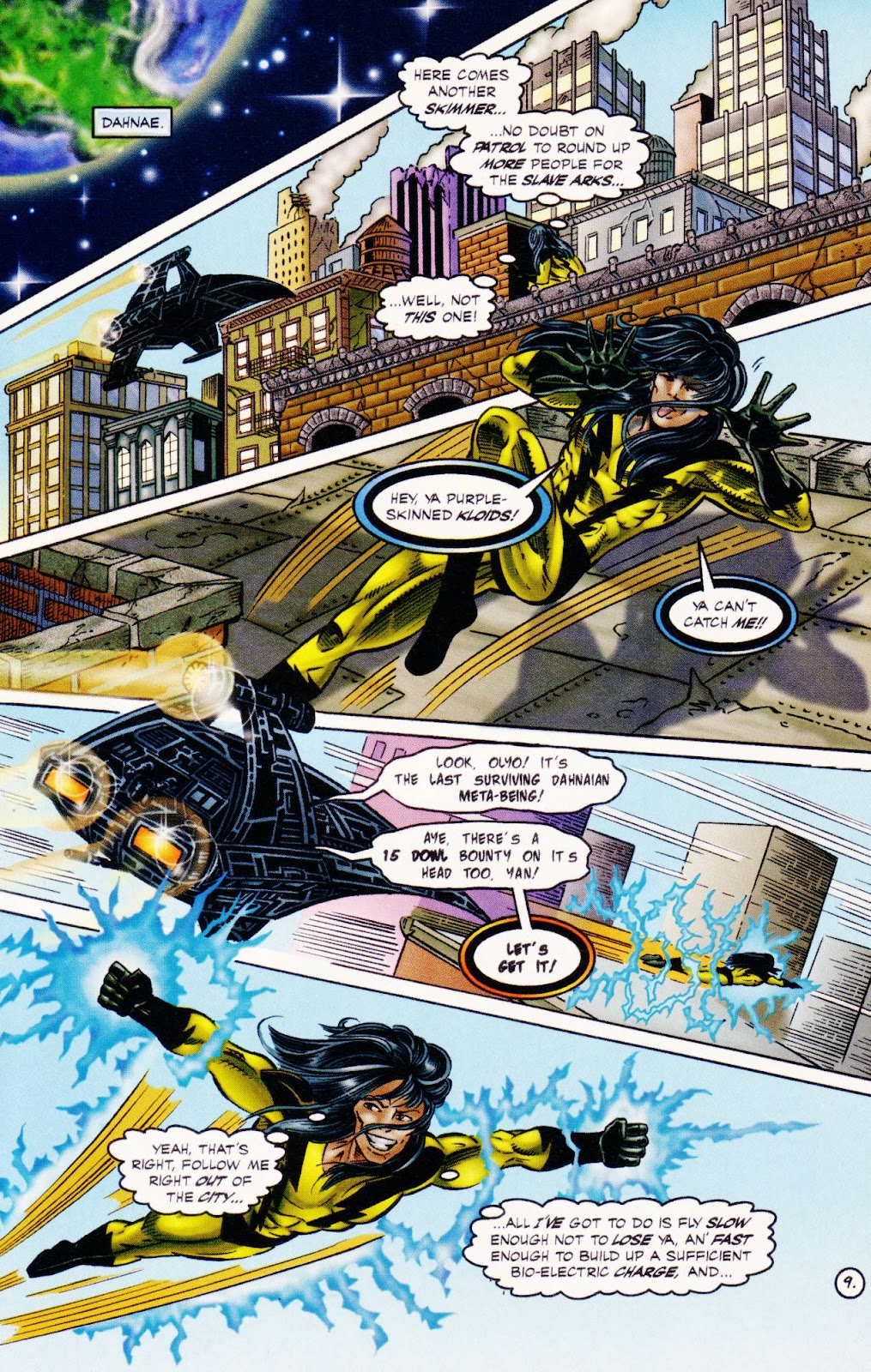 Read online The Alliance comic -  Issue #1 - 11