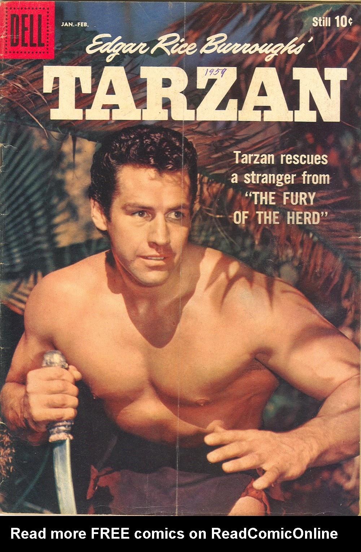 Tarzan (1948) issue 110 - Page 1