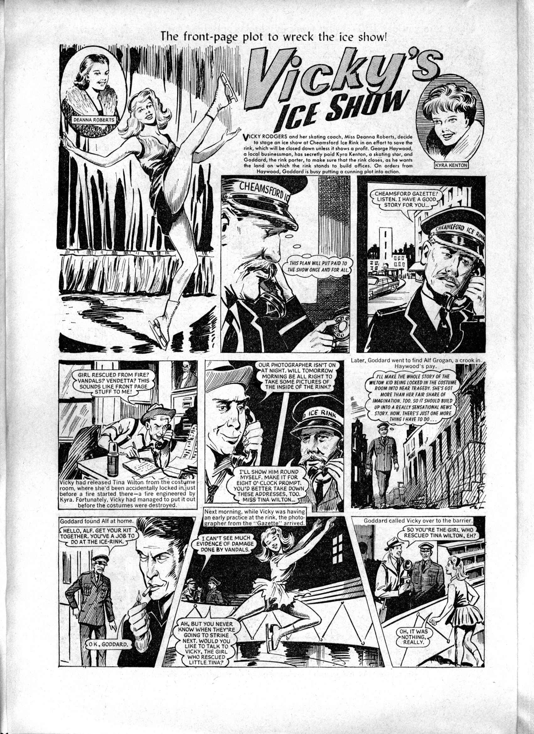 Read online Judy comic -  Issue #162 - 12