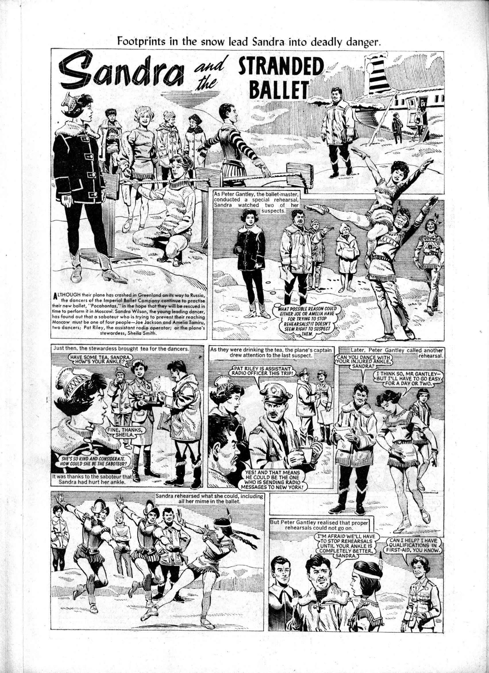 Read online Judy comic -  Issue #169 - 5