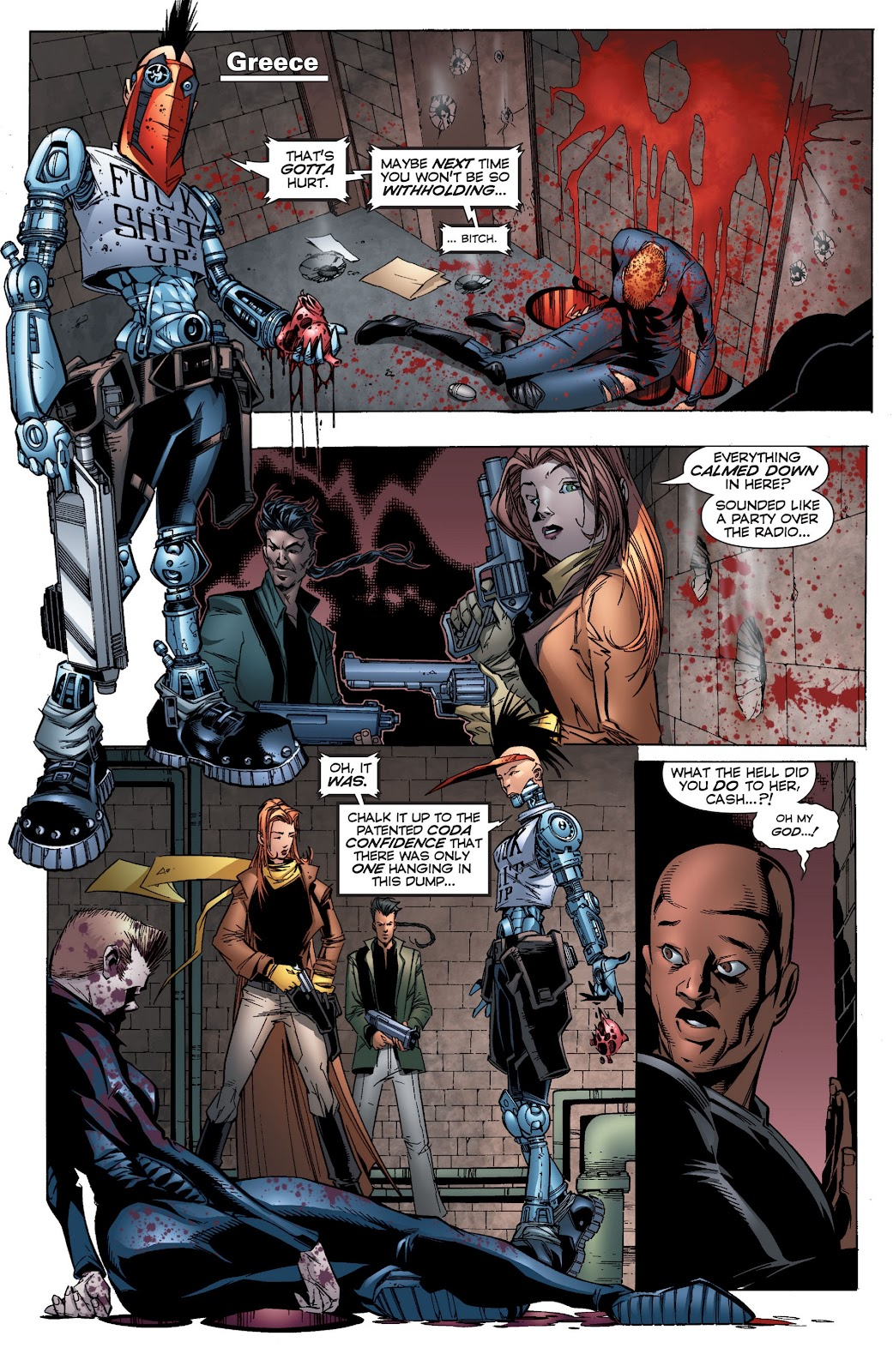 Wildcats Version 3.0 Issue #22 #22 - English 5