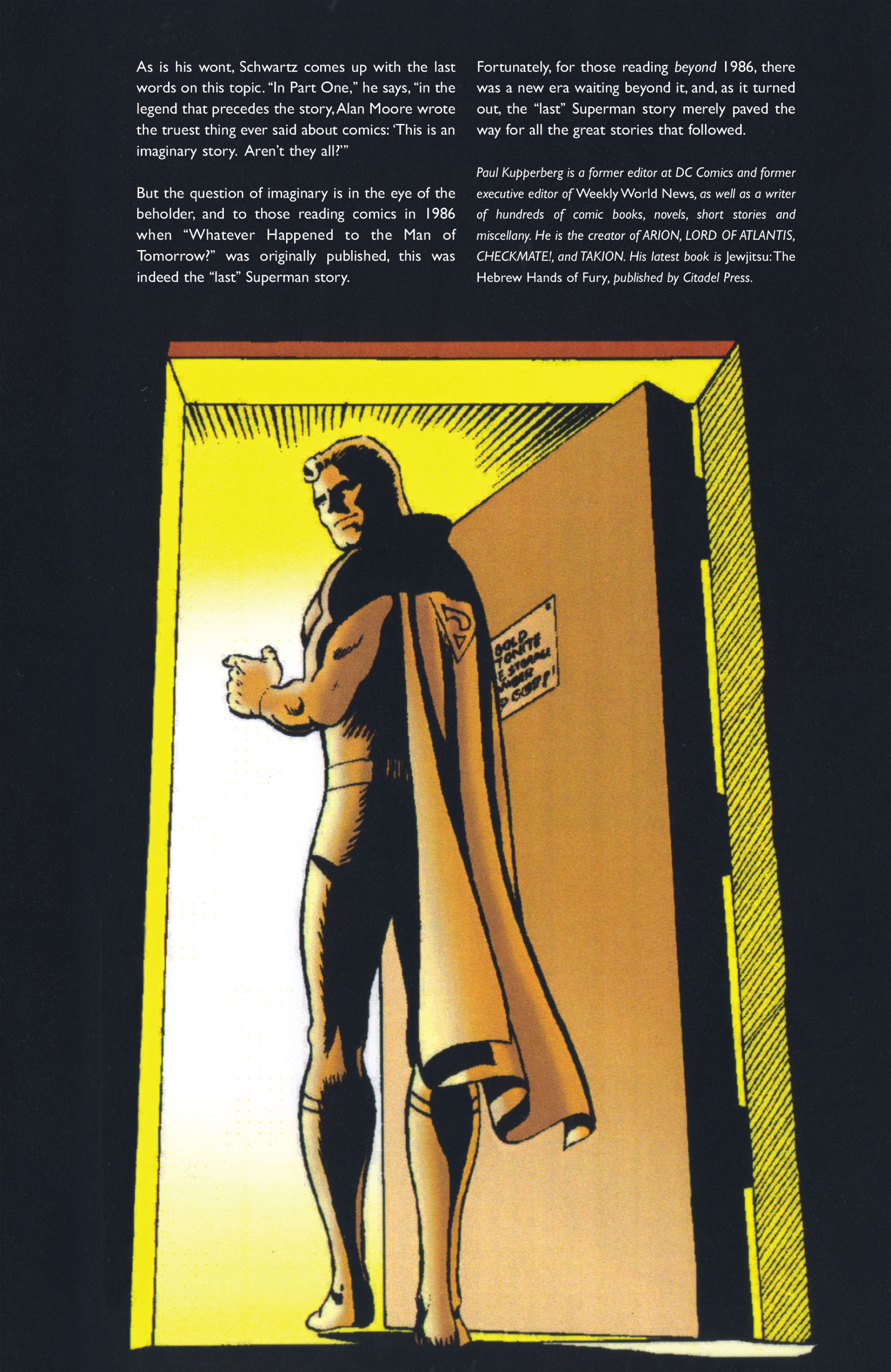 Read online Superman: Whatever Happened to the Man of Tomorrow? comic -  Issue # TPB - 8