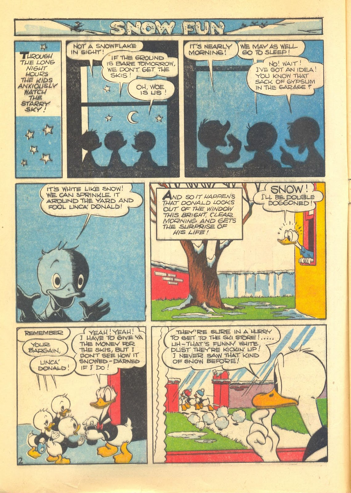 Walt Disney's Comics and Stories issue 40 - Page 4