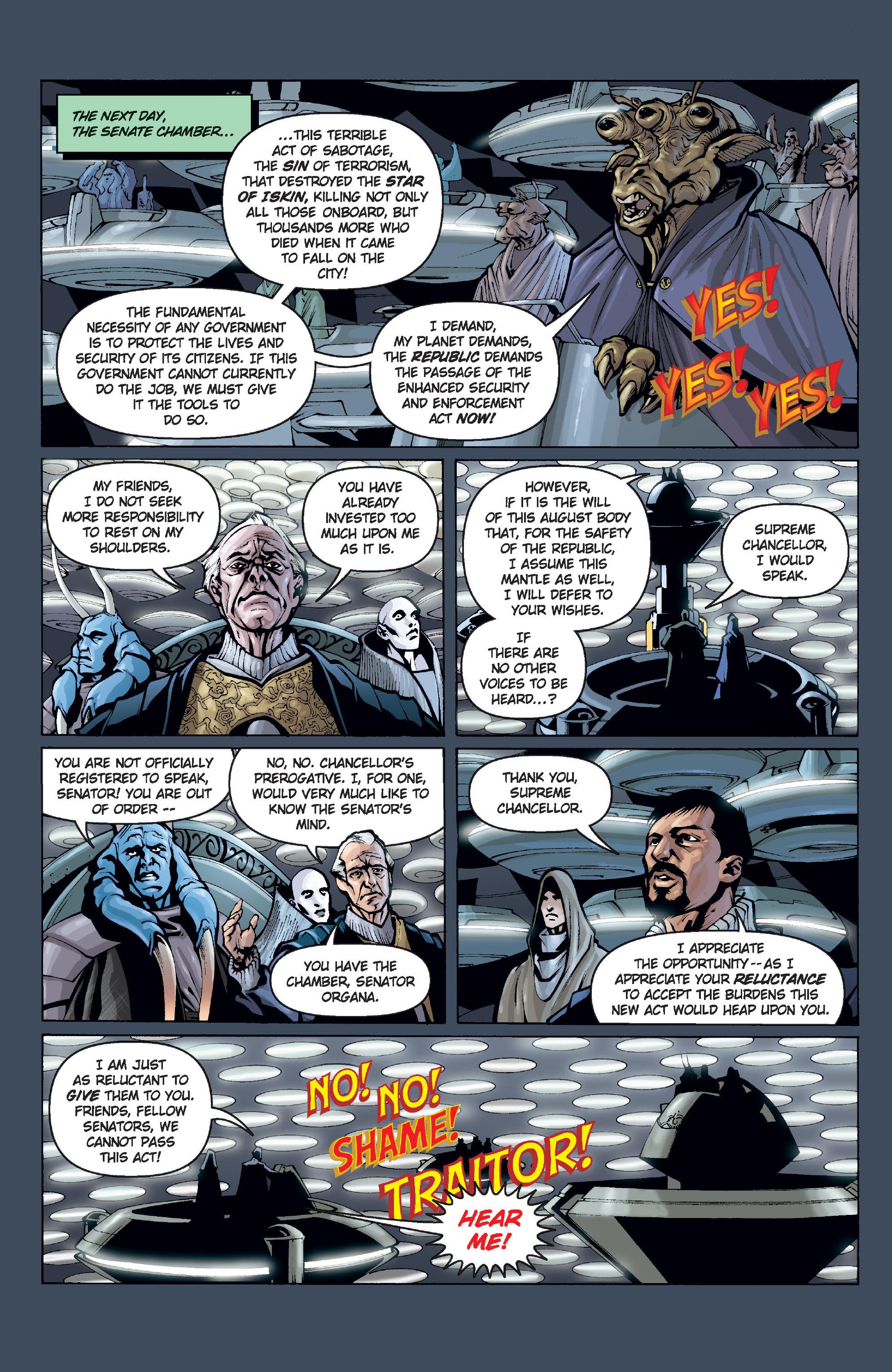 Read online Star Wars Omnibus comic -  Issue # Vol. 24 - 377