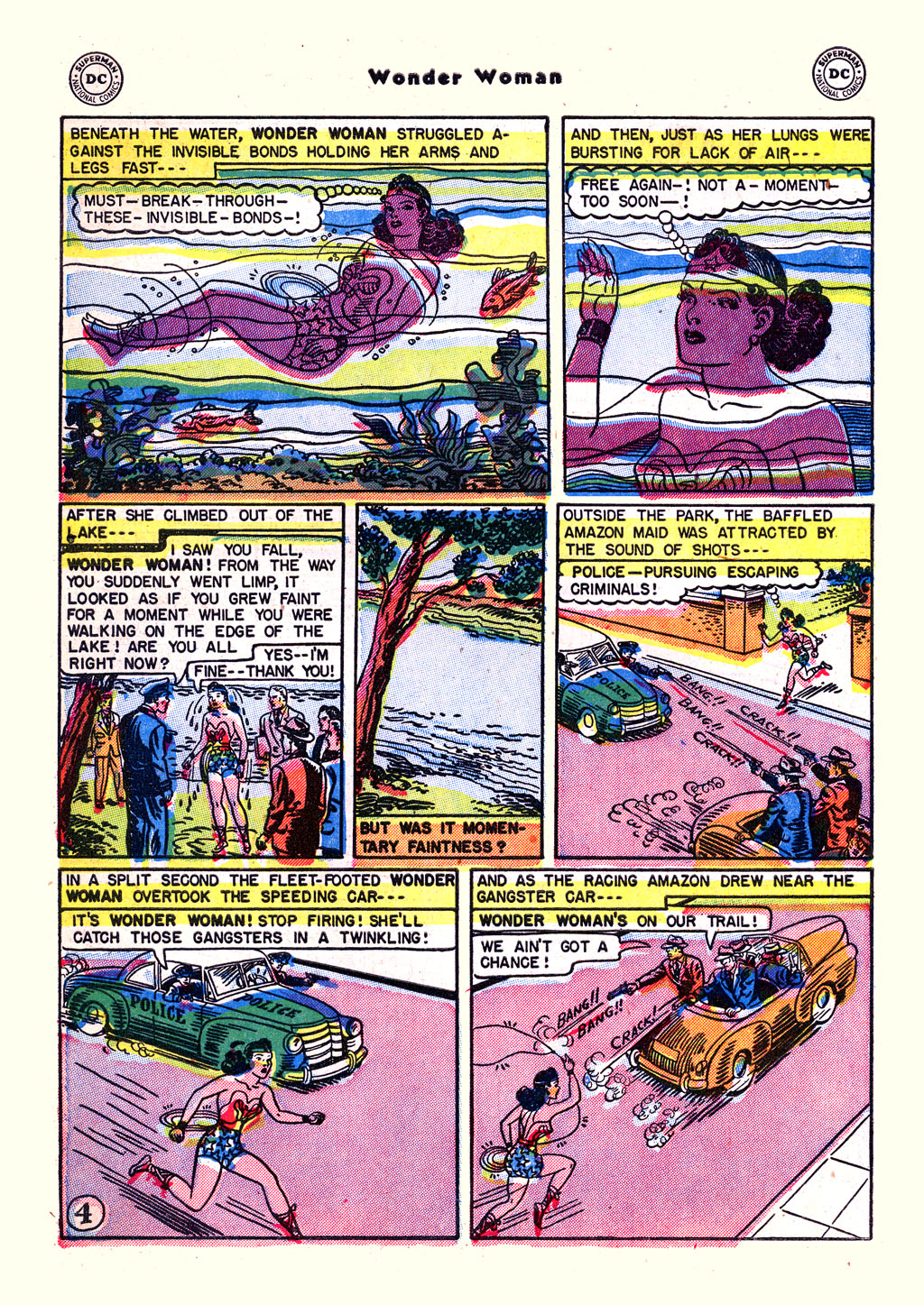 Read online Wonder Woman (1942) comic -  Issue #59 - 6