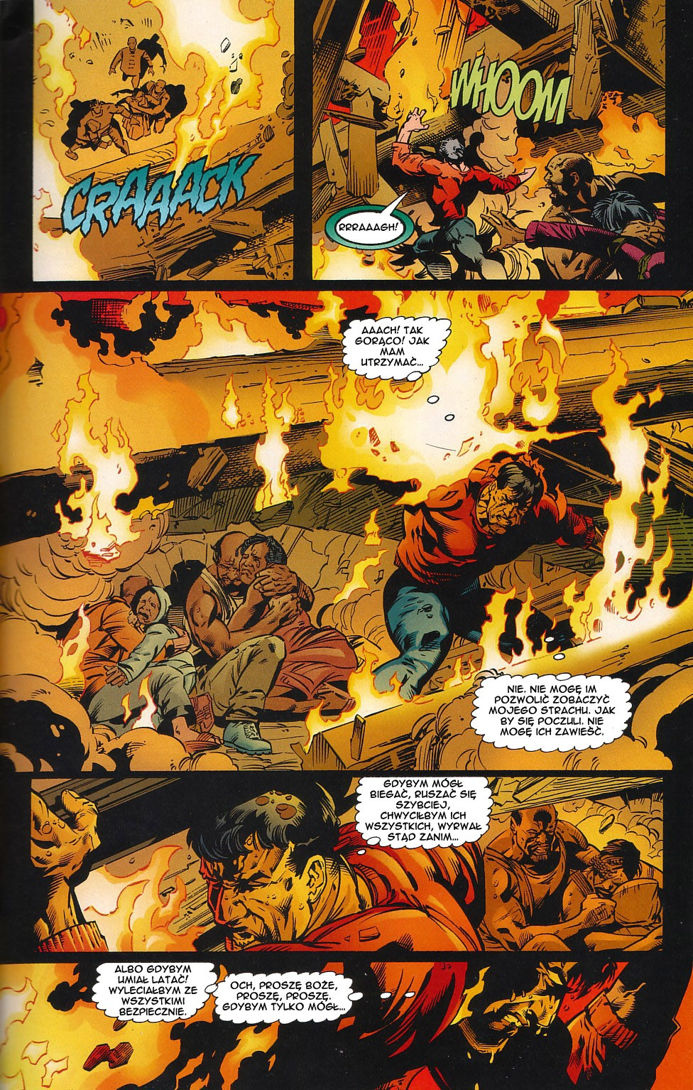 Read online JLA Superpower comic -  Issue # Full - 14