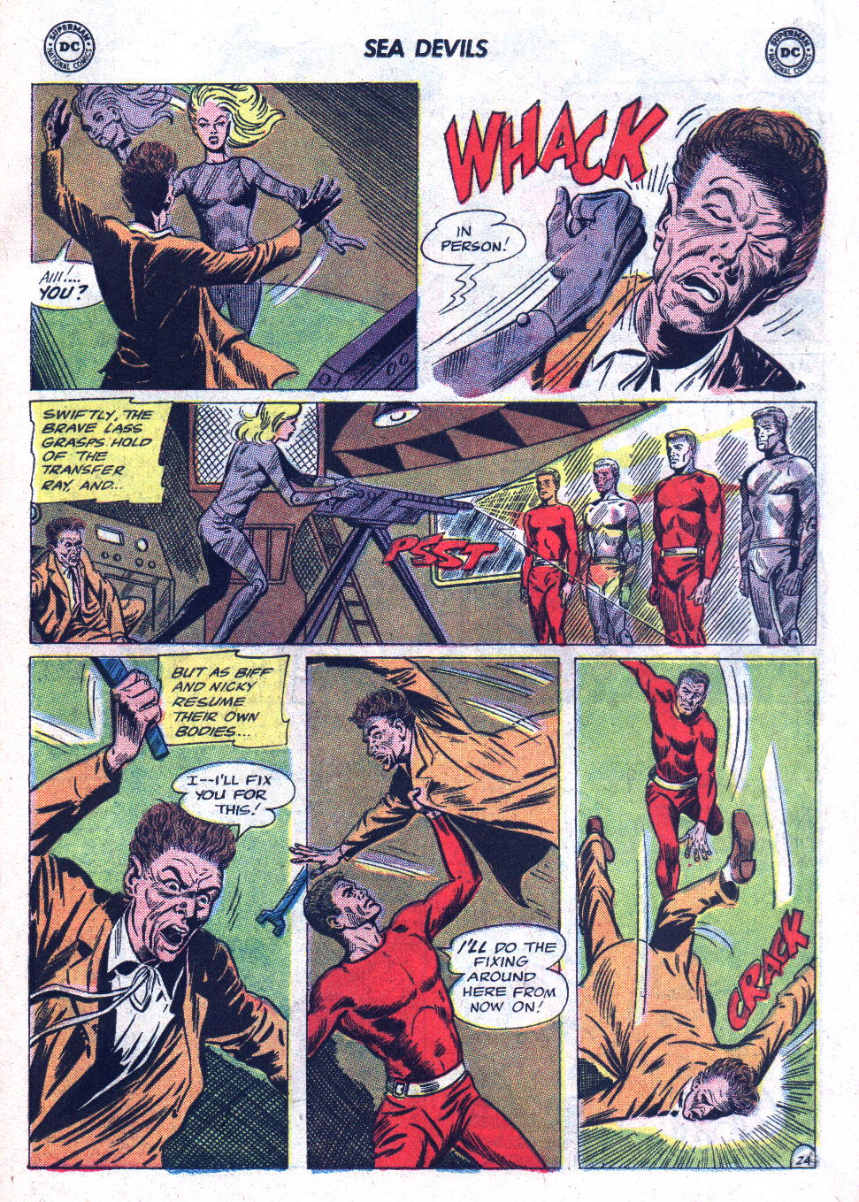 Sea Devils issue 19 - Page 31
