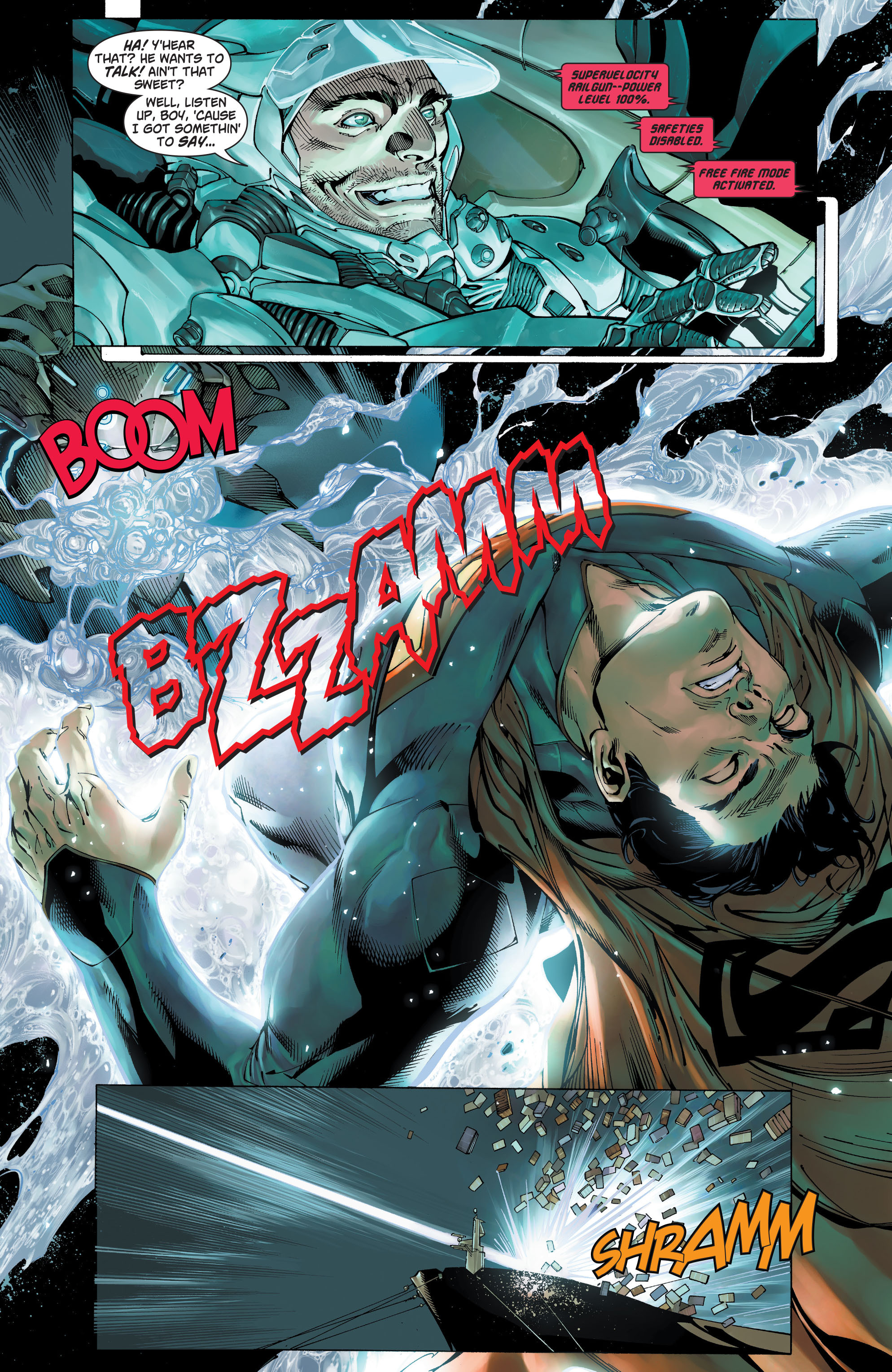 Read online Action Comics (2011) comic -  Issue #19 - 10