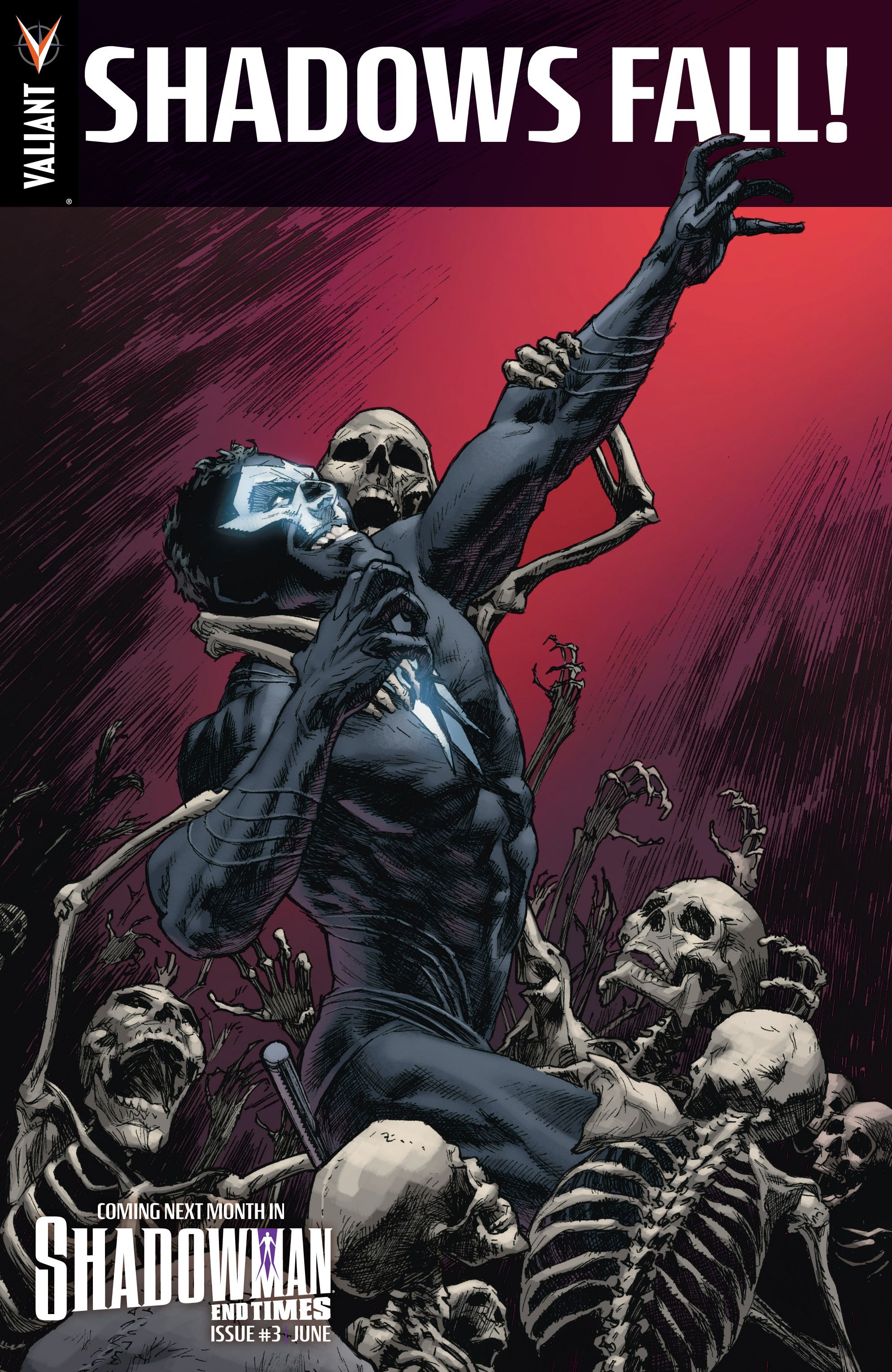 Read online Shadowman: End Times comic -  Issue #2 - 27