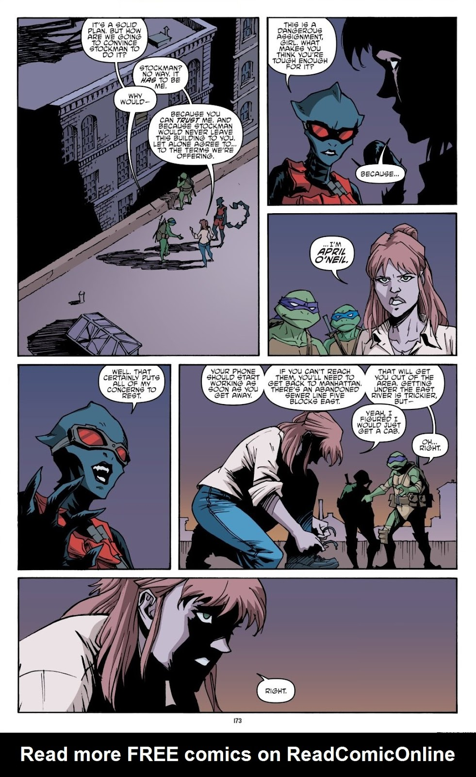 Read online Teenage Mutant Ninja Turtles: The IDW Collection comic -  Issue # TPB 8 (Part 2) - 72