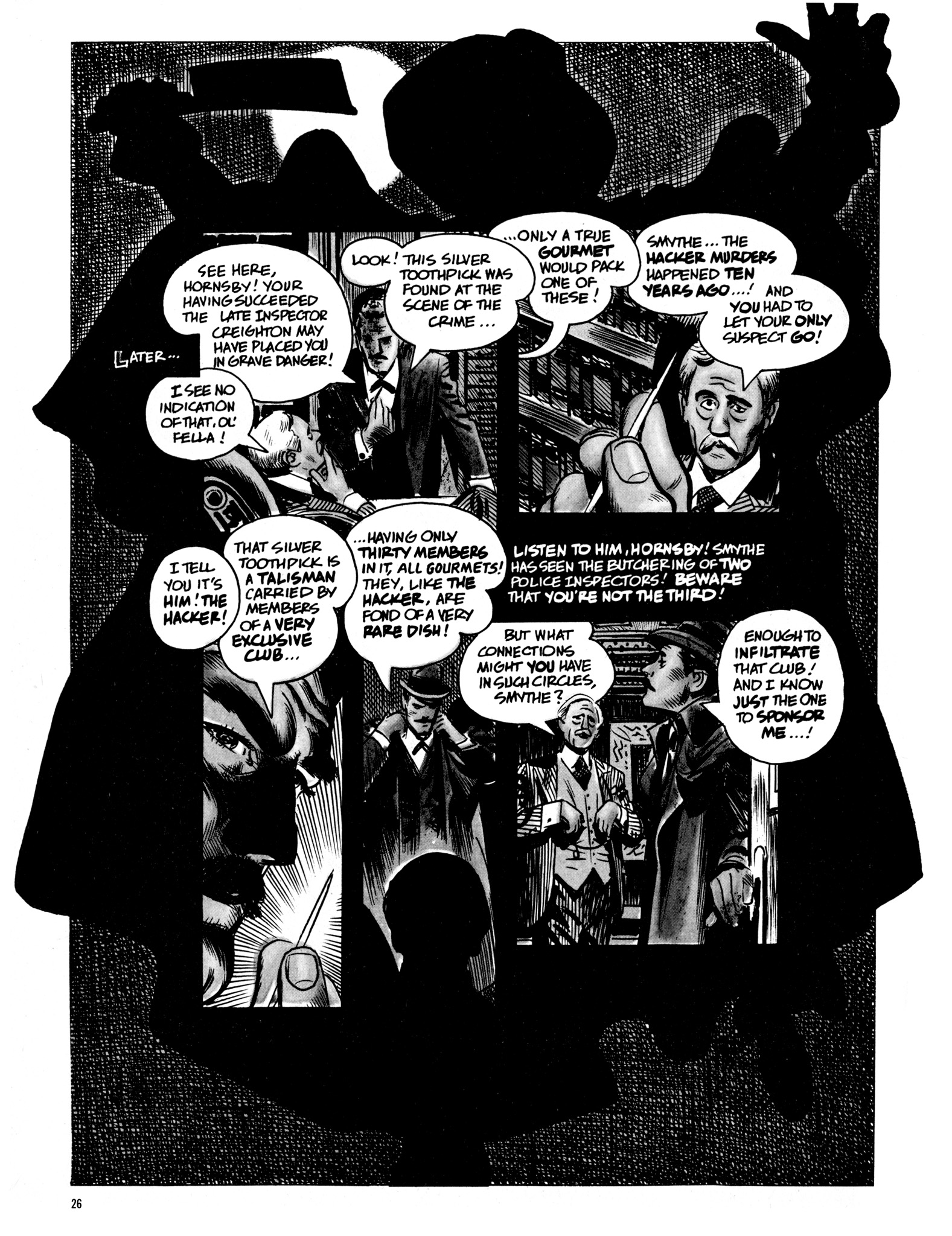 Read online Eerie Archives comic -  Issue # TPB 14 - 27