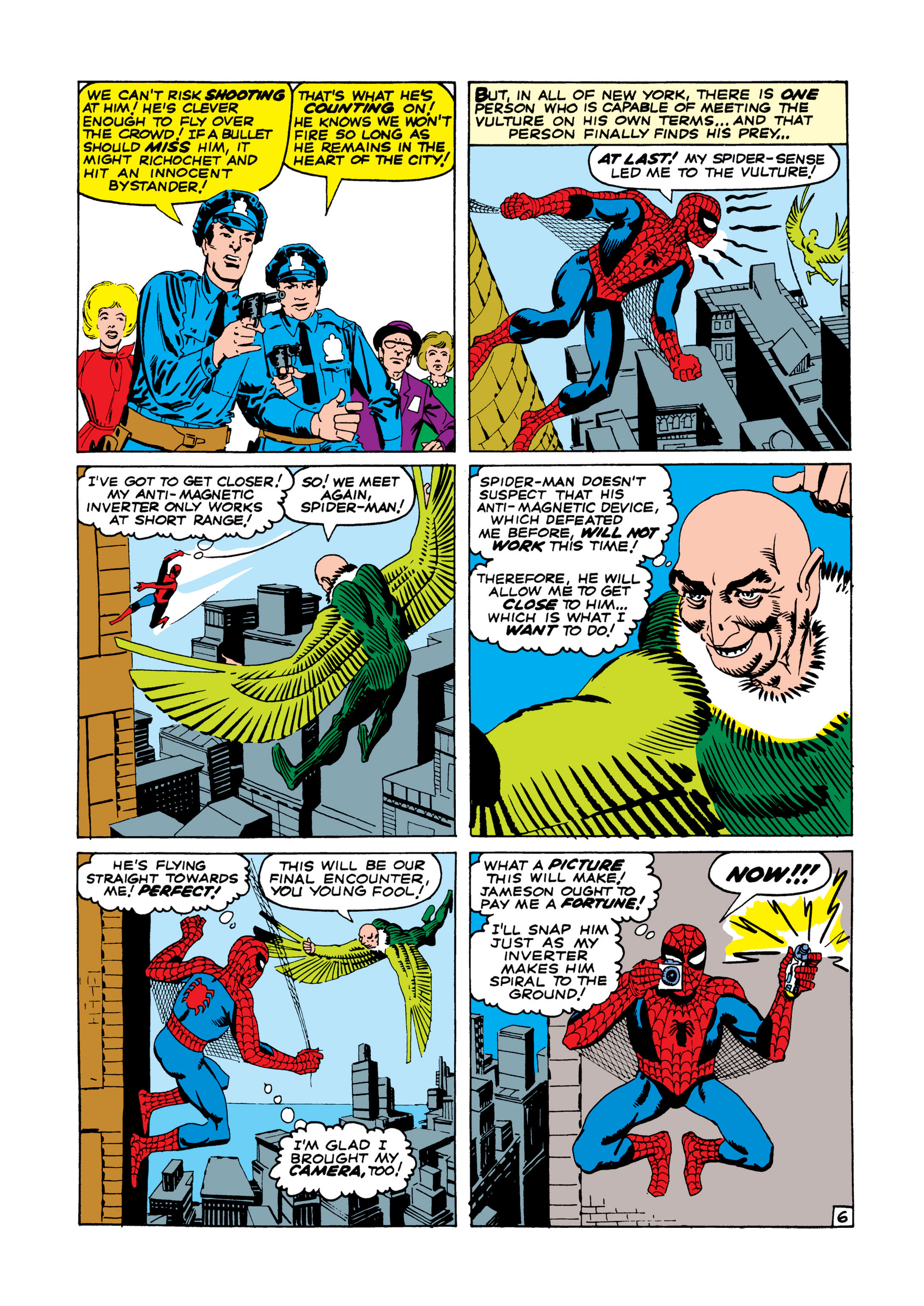 The Amazing Spider-Man (1963) 7 Page 6