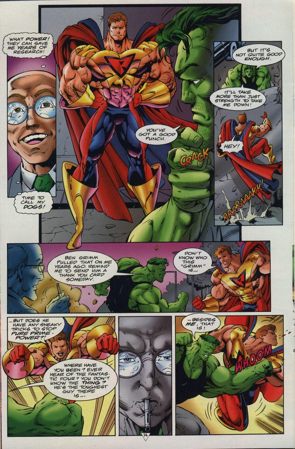 Read online Prime Vs. The Incredible Hulk comic -  Issue # Full - 18