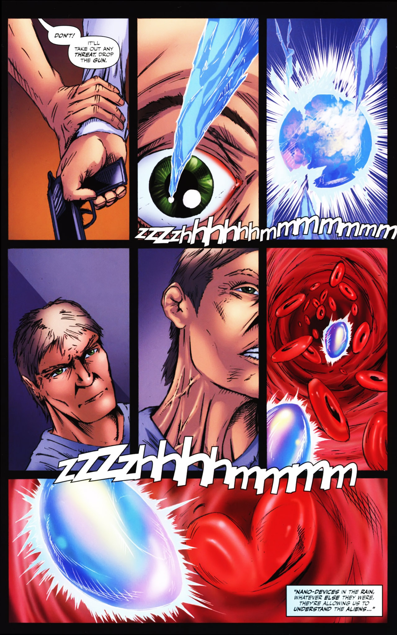 Read online Agon comic -  Issue #1 - 14